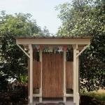 eco-cottage composting toilet